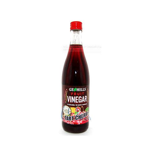 GE Hills Tart Cherry Fruit Vinegar 6% (500ml)