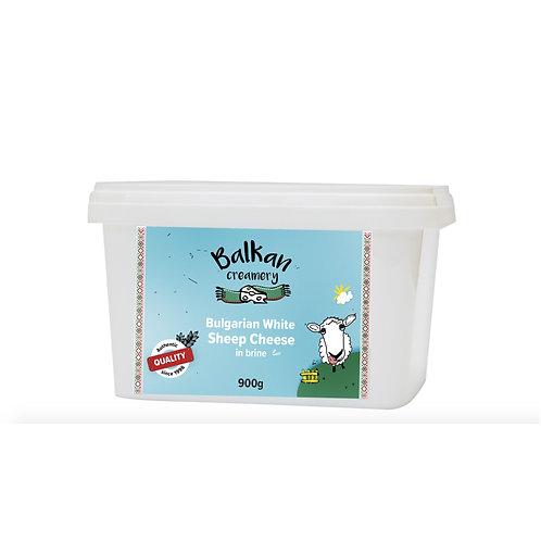Balkan Creamery Bulgarian Sheep Cheese 900g