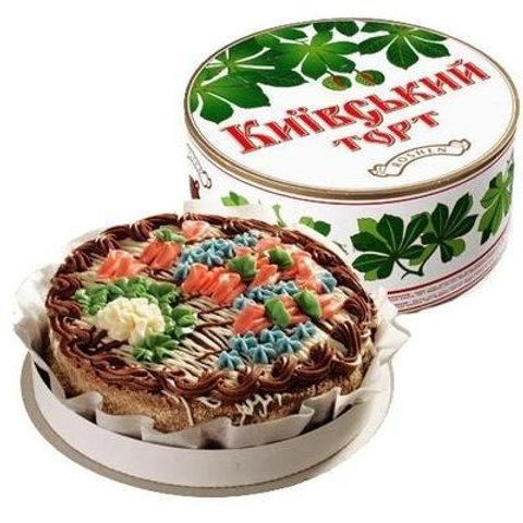 Zlota Family Kiev Cake (800g)