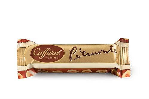 Caffarel Gianduja Hazelnut Milk Chocolate w/ Whole Hazelnuts (33g)
