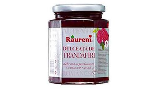 Raureni Rose Petal Preserve Dulceata de Trandafiri (250g)