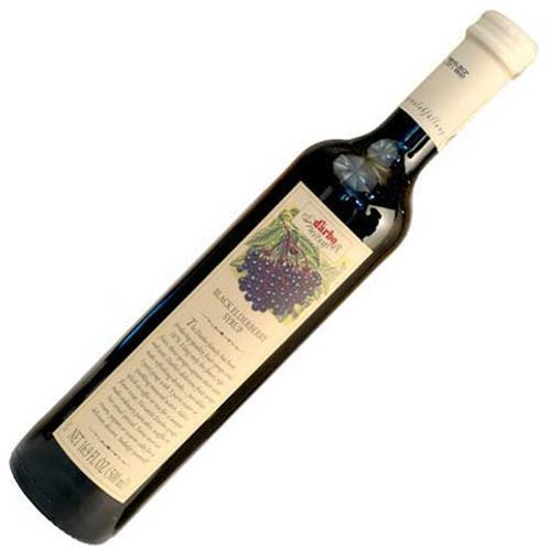 Darbo Black Elderberry Syrup (500ml)