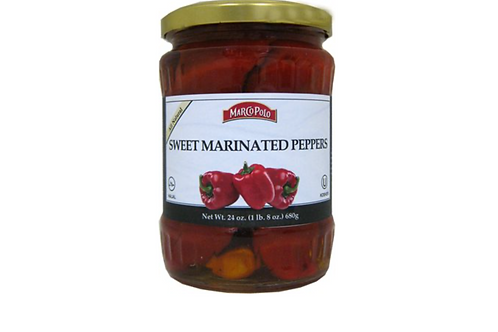 Marco Polo Roasted Peppers (680g)