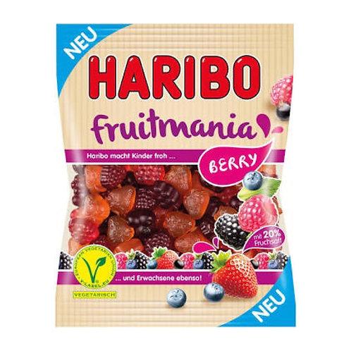 Haribo Fruitmania Berry Gummies 175g