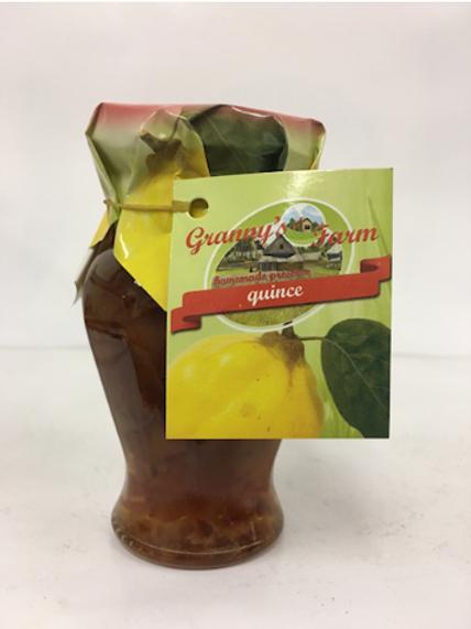 Grannys Farm Quince Whole Fruit Preserve (245g)