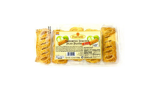 Forrelli Puff Pastry w/ Apple (150g)