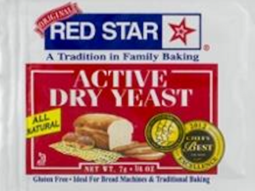 Red Star Active Dry Yeast (7g)