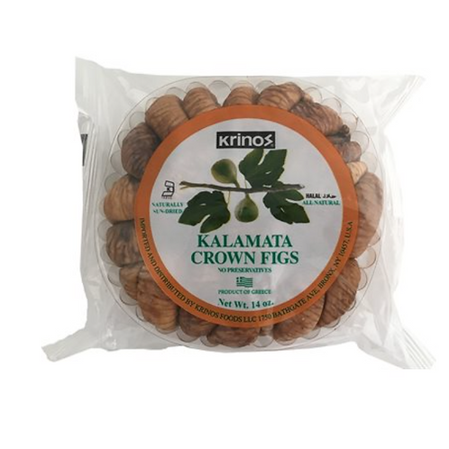 Krinos Kalamata Sun-Dried Figs 400g