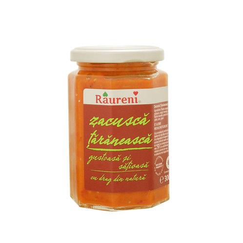 Raureni Zacusca Taranreasca 300g