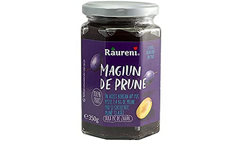 Raureni Plum Butter Magiun de Prune (350g)