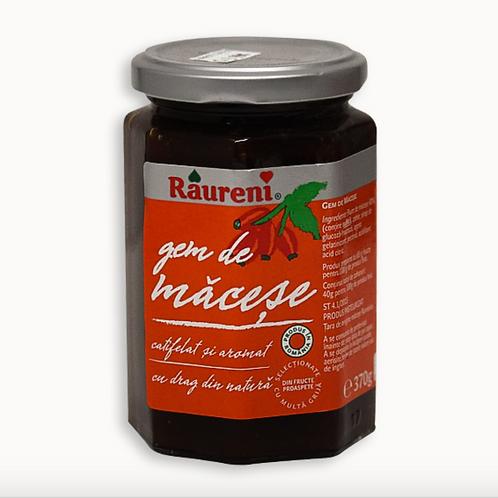 Raureni Rose Hip Jam Gem de Macese (370g)