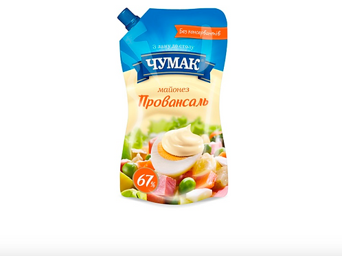 Chumak Mayonnaise Provencal (600g)