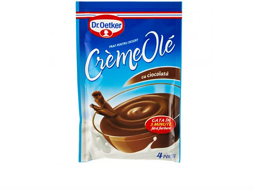Dr Oetker Creme Ole Chocolate Cream Dessert Mix (80g)