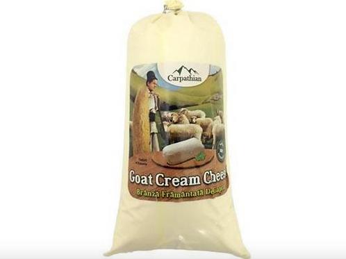 Carpathian Goat Cream Cheese (Burduf)