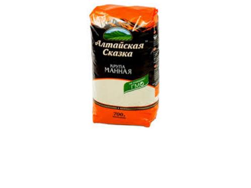 Altayskaya Manka Farina Gris Cream of Wheat (700g)