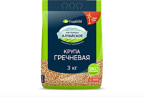 Goodwill Buckwheat Extra (3kg)