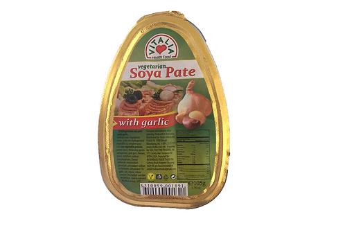 Vitalia Vegetarian Soya Pate w/ Garlic (105g)