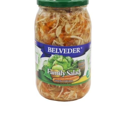 Belveder Family Salad Pickled (900g)