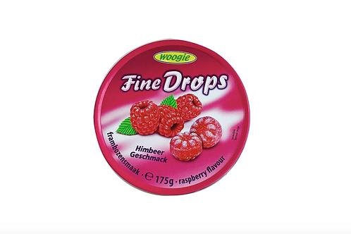 Woogie Raspberry Fine Drops (200g)