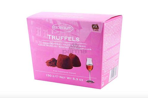 Excelcium Cocoa Truffles Fine Champagne Flavor (150g)
