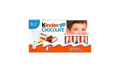 Kinder Chocolate 8 Bar (100g)