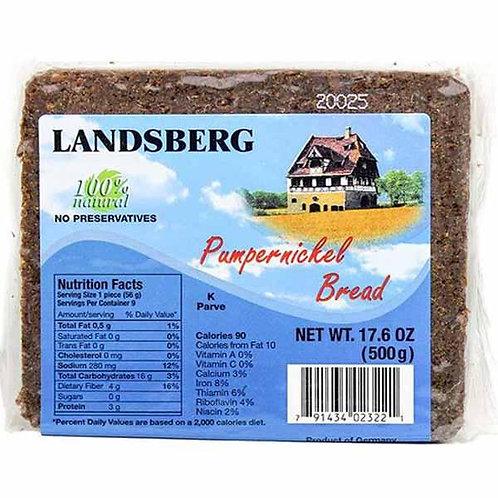 Landsberg Pumpernickel Bread 500g