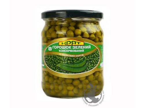 Kryat Green Peas (510g)