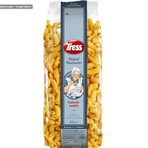 Tress Gulaschnudeln Gulasch Noodles (500g)