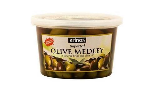Krinos Olive Medley (454g)