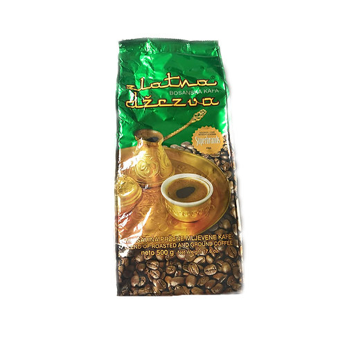 Vispak Zlatna Bosnian Coffee (500g)