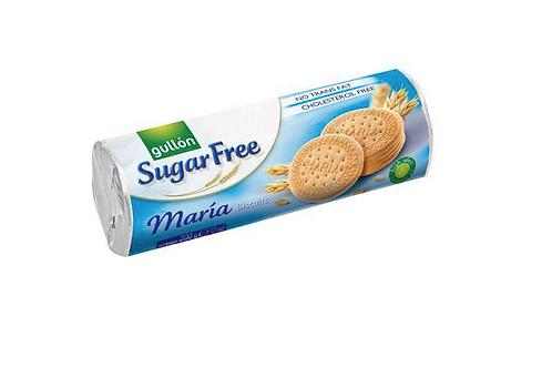 Gullon Sugar Free Maria Biscuits Cookies (200g)