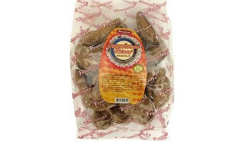 Franzeluta Gingerbread Cookies Honey Flavored (500g)