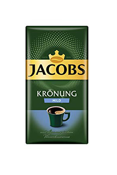 Jacobs Kronung Mild Ground