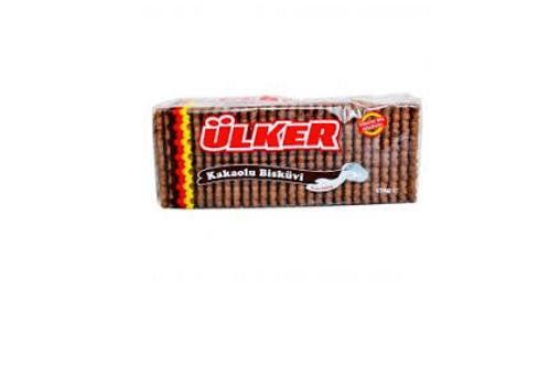 Ulker Cocoa Tea Biscuits (175g)