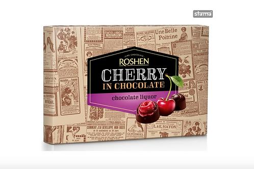 Roshen Cherry in Chocolate Liquor (152g)