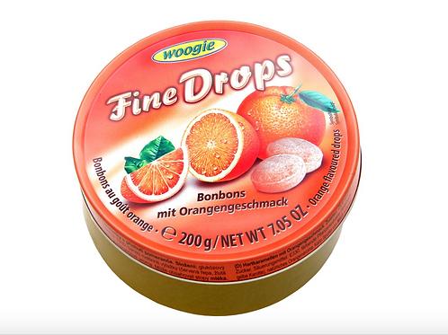Woogie Orange Fine Drops (200g)