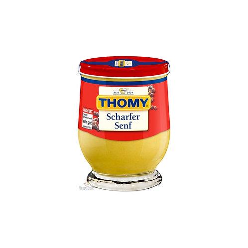 Thomy Mustard Medium Sharp Hot (250g)