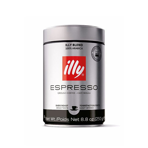 llly Espresso Roasted Ground Coffee 250g