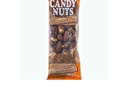 Haitoglou Candy Nuts Almond Bar (60g)