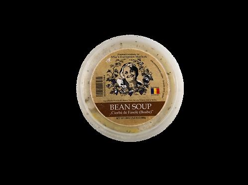 Traditional Cuisine Bean Soup (Fasole)