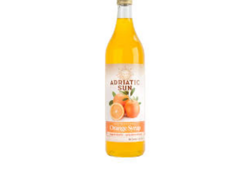 Adriatic Sun Orange Syrup 1L