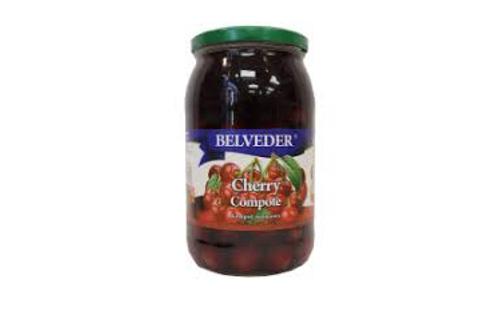 Belveder Cherry Compote (900g)