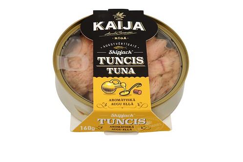 Kaija Tuna Chunks in Rapeseed Oil (185g)