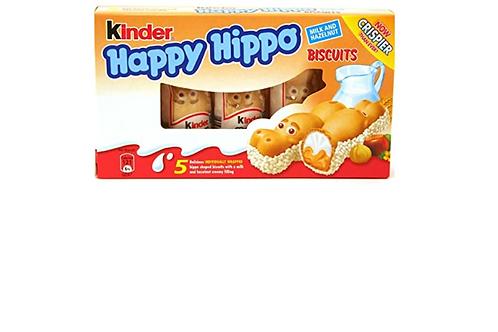 Ferrero Kinder Happy Hippo Biscuits w/ Hazelnut Cream (103g)