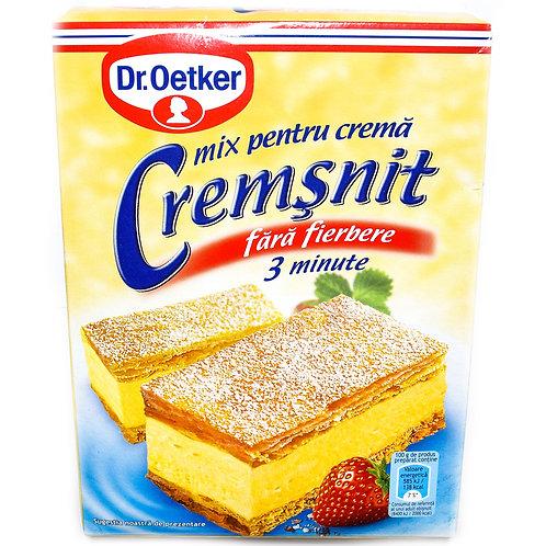 Dr. Oetker Cake Filling (Crema de Cremsnit) 230g