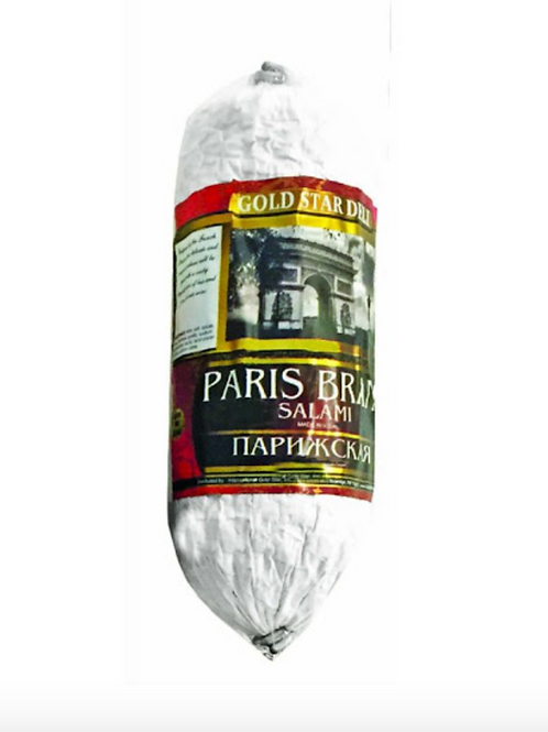 Gold Star Paris Brand Salami