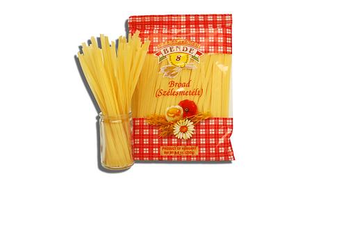 Bende Broad Noodles Szelesmetelt (250g)
