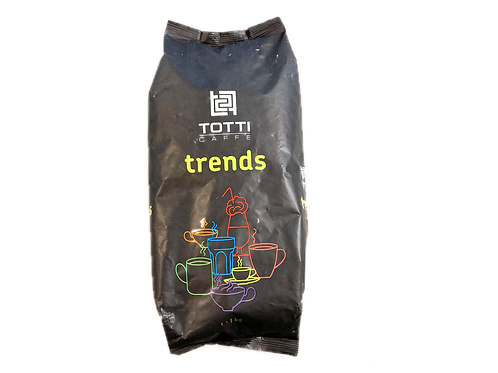Totti Caffe Trends Whole Bean Coffee