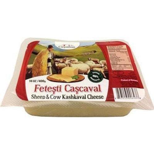 Carpathian Fetesti Cascaval (Sheep and Cow)