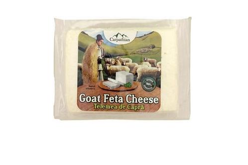 Carpathian Goat Feta Cheese (Telemea)